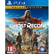Tom Clancy's Ghost Recon: Wildlands. Deluxe Edition (PS4) RUS