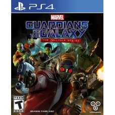 Guardians of the Galaxy The Telltale Series (PS4) RUS