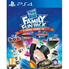 Hasbro Family Fun Pack (PS4) ENG