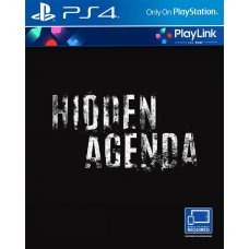 Hidden Agenda (PS4) RUS