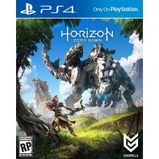 Horizon: Zero Dawn (PS4) RUS