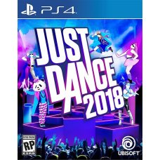Just Dance 2018 (PS4) RUS
