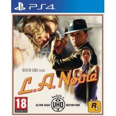 L.A. Noire (PS4) RUS