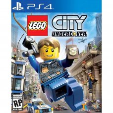 LEGO City: Undercover (PS4) RUS