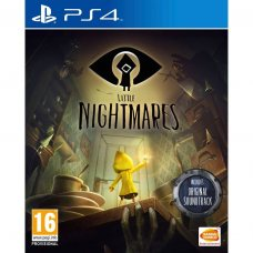 Little Nightmares (PS4) RUS
