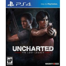 Uncharted: The Lost Legacy (PS4) RUS