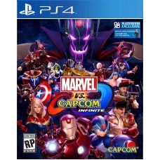Marvel vs. Capcom: Infinite (PS4) RUS SUB