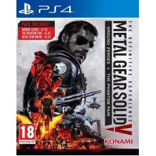 Metal Gear Solid 5 (V): Definitive Experience (PS4) RUS SUB
