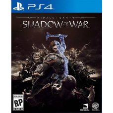 Middle-Earth: Shadow of War (PS4) RUS SUB