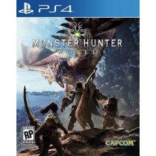 Monster Hunter World (PS4) RUS SUB