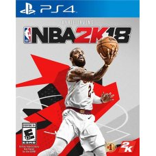 NBA 2K18 (PS4) ENG