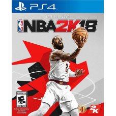 NBA 2K18 (PS4) ENG