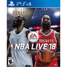 NBA LIVE 18 (PS4) ENG