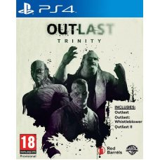 Outlast Trinity (PS4) RUS