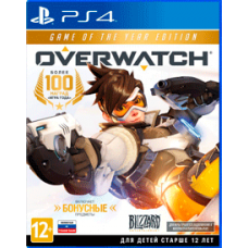 Overwatch: Game of the Year Edition (PS4) RUS