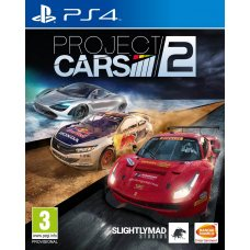 Project Cars 2 (PS4) RUS