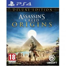 Assassin's Creed: Origins. Deluxe Edition (PS4) RUS