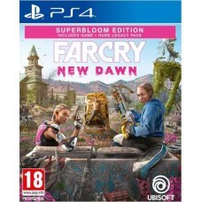 Far Cry New Dawn. Superbloom Edition (PS4) RUS