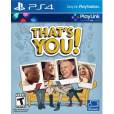 That's You! (PS4) ENG