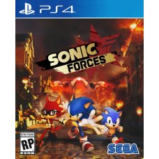 Sonic Forces (PS4) RUS SUB