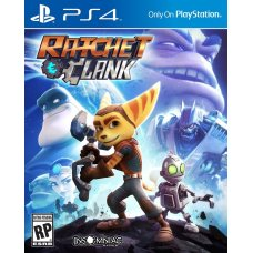 Ratchet & Clank (PS4) RUS