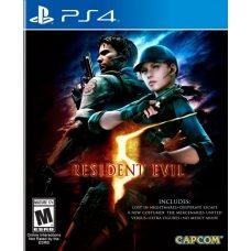 Resident Evil 5 (PS4) ENG