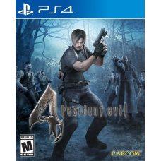 Resident Evil 4 (PS4) ENG