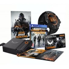 Tom Clancys The Division: Sleeper Agent Edition (PS4) RUS