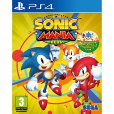 Sonic Mania Plus (PS4) ENG