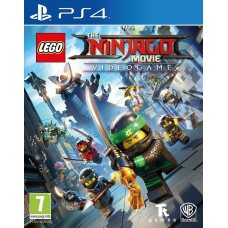 LEGO Ninjago Movie Video Game (PS4) RUS SUB