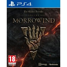 The Elder Scrolls Online Morrowind (PS4) ENG