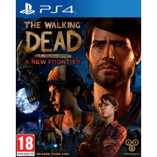 The Walking Dead: A New Frontier (PS4) RUS