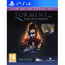 Torment: Tides of Numenera (PS4) RUS SUB