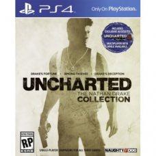 Uncharted: The Nathan Drake Collection (PS4) ENG