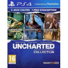 Uncharted: The Nathan Drake Collection (PS4) RUS