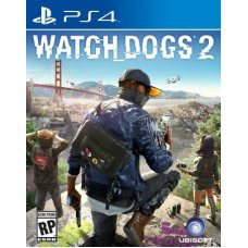 Watch Dogs 2 (PS4) ENG