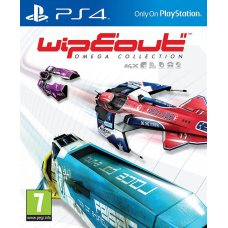 WipEout Omega Collection  (PS4) RUS