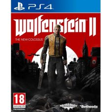 Wolfenstein II: The New Colossus (PS4) RUS