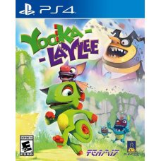 Yooka-Laylee (PS4) RUS SUB