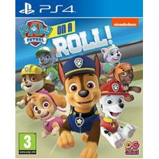 A PAW Patrol: On a Roll (PS4) ENG