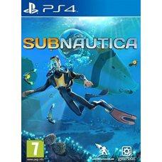 Subnautica (PS4) RUS SUB