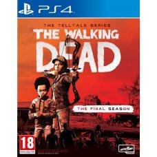 The Walking Dead: The Final Season (PS4) RUS SUB