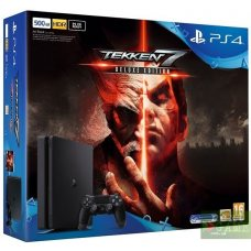 Sony PlayStation 4 Slim 500GB + Tekken 7