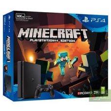 Sony PlayStation 4 Slim 500GB + Minecraft
