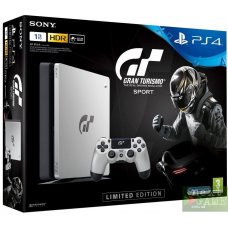 Sony PlayStation 4 Slim 1TB Limited Edition + Gran Turismo Sport