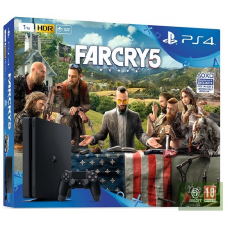Sony PlayStation 4 Slim 1ТB + Far Cry 5