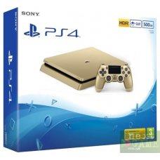 Sony PlayStation 4 Slim Gold 500GB