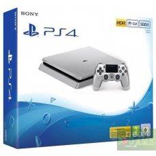 Sony PlayStation 4 Slim Silver 500GB