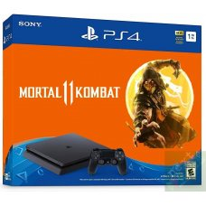 Sony PlayStation 4 Slim 1TB + Mortal Kombat 11
