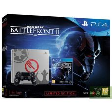 Sony PlayStation 4 Slim 1TB Limited Edition + Star Wars: Battlefront II